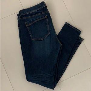 Express stretch legging jeans